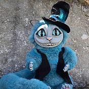 Куклы и игрушки handmade. Livemaster - original item Cheshire cat toy Cheshire doll. Handmade.