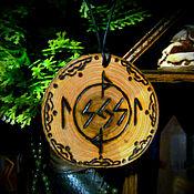 Фен-шуй и эзотерика handmade. Livemaster - original item Amulet runic