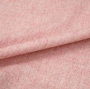 Ткани ручной работы. Ярмарка Мастеров - ручная работа Ткань костюмная шерсть  лососевый, Италия, MaxMara. Handmade.