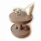 Для дома и интерьера handmade. Livemaster - original item Supply on the table is multifunctional, spinning h 20 cm. Handmade.
