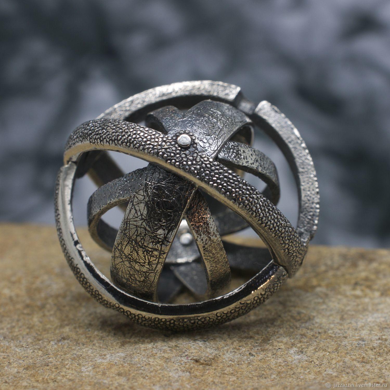 Кольцо Сфера, Кольца, Владивосток, Фото №1