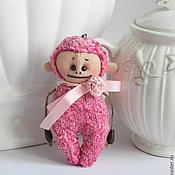Куклы и игрушки ручной работы. Ярмарка Мастеров - ручная работа Выкройка обезьянки Гоши. Handmade.
