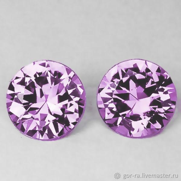 Sapphire 3,0 mm., VVS1, natural, Minerals, Yoshkar-Ola,  Фото №1
