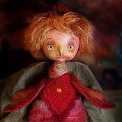 Куклы и игрушки ручной работы. Ярмарка Мастеров - ручная работа Феникс, авторская кукла. Handmade.