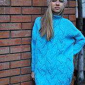 """Одежда ручной работы. Ярмарка Мастеров - ручная работа Модный свитер """"Be bright!"""". Handmade."""