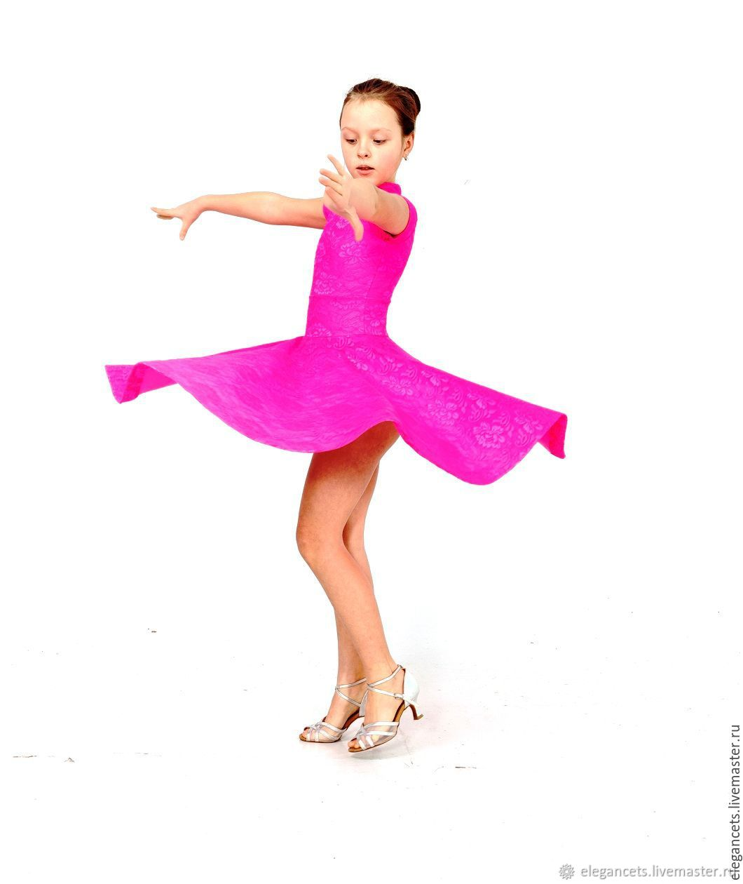 Рейтинговое платье для бальных танцев. Бейсик. Bright Dream, Костюмы, Мариуполь,  Фото №1