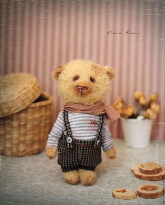 Мишки Тедди ручной работы. Ярмарка Мастеров - ручная работа. Купить Мишка. Handmade. Бежевый, подарок на любой случай