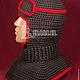 Шапки и шарфы ручной работы. Шапка-шлем Лётчик вязаная для мальчиков, детская, зимняя. Вяша (vyasha). Интернет-магазин Ярмарка Мастеров.
