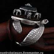 Украшения handmade. Livemaster - original item Two myths-bracelet. Handmade.