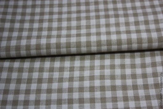 Шитье ручной работы. Ярмарка Мастеров - ручная работа. Купить ткань для постельного белья. Handmade. Серый, лен, оршанский лен