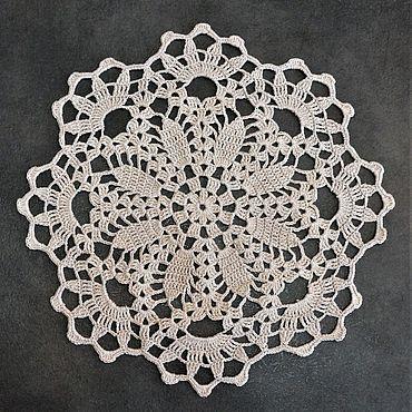 Для дома и интерьера handmade. Livemaster - original item 32 / SUNNY BOUQUET napkin decorative. Handmade.