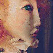 """Куклы и игрушки ручной работы. Ярмарка Мастеров - ручная работа Ванноцца  (проект """"Честные куртизанки""""). Handmade."""