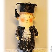 Куклы и игрушки ручной работы. Ярмарка Мастеров - ручная работа Судья. Handmade.