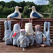 Куклы и игрушки handmade. Livemaster - original item Cheerful team