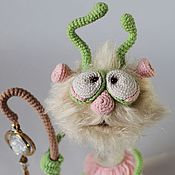 """Куклы и игрушки ручной работы. Ярмарка Мастеров - ручная работа Инопланетянин """"ПикоЛумбр"""". Инопланетный пигмей.. Handmade."""