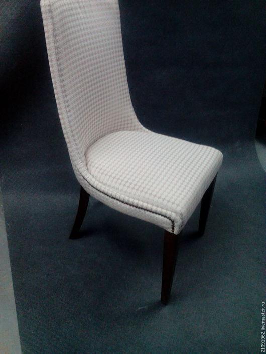 Мебель ручной работы. Ярмарка Мастеров - ручная работа. Купить стул к английским креслам. Handmade. Бежевый