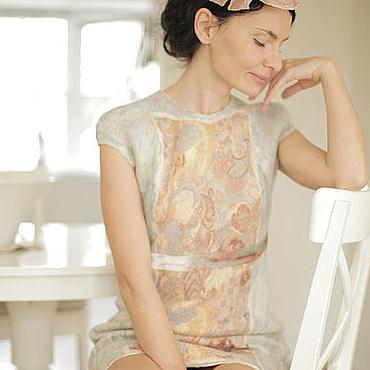 """Одежда ручной работы. Ярмарка Мастеров - ручная работа платье ручной работы """"Завтрак у Тиффани"""". Handmade."""