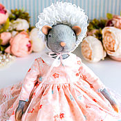 Куклы и игрушки handmade. Livemaster - original item Copy of Copy of Collectible handmade doll, OOAK doll, art doll. Handmade.