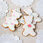 Сувениры и подарки handmade. Livemaster - original item Gingerbread Bear. Handmade.