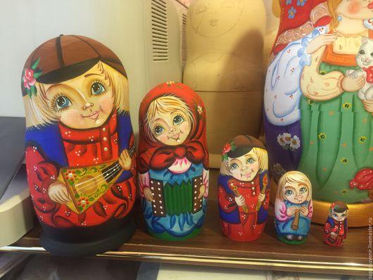 Народные куклы ручной работы. Ярмарка Мастеров - ручная работа. Купить Матрешка Мальчик. Handmade. Комбинированный, матрешка авторская, сувенир