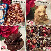 Подарки к праздникам ручной работы. Ярмарка Мастеров - ручная работа Шоколад и конфеты ручной работы. Handmade.