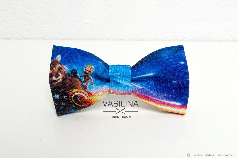 Copy of Copy of Bow tie marvel, Superheroes tie, Ties, Rostov-on-Don,  Фото №1