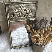 """Для дома и интерьера ручной работы. Ярмарка Мастеров - ручная работа Зеркало """"Palate"""". Handmade."""