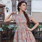 """Одежда ручной работы. Ярмарка Мастеров - ручная работа Платье """"Нежный Восток"""". Handmade."""
