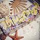 """Мыло ручной работы. Натуральное мыло ручной работы """"Коралловый риф"""". Ольга Довиченко 'Shade Glade'. Интернет-магазин Ярмарка Мастеров."""