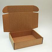 Материалы для творчества ручной работы. Ярмарка Мастеров - ручная работа Коробки картонные разных размеров. Handmade.