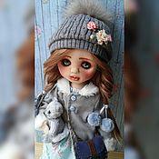 Куклы и игрушки ручной работы. Ярмарка Мастеров - ручная работа Мы с тобой - котята. ( Аглая и Мотроскин). Handmade.