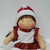 Куклы и игрушки ручной работы. Ярмарка Мастеров - ручная работа Текстильная кукла  для Таисии. Handmade.