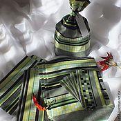 """Для дома и интерьера ручной работы. Ярмарка Мастеров - ручная работа """"Закрома ждут!"""" набор мешочков 8+4 шт. Handmade."""