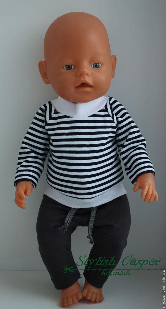 Одежда для кукол ручной работы. Ярмарка Мастеров - ручная работа. Купить Набор для беби бон. Handmade. Сиреневый