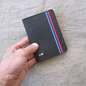 Cover handmade. Livemaster - original item Cover for avtodokumentov BMW M-series. Handmade.