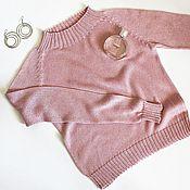 Одежда handmade. Livemaster - original item Summer cotton sweater. Handmade.