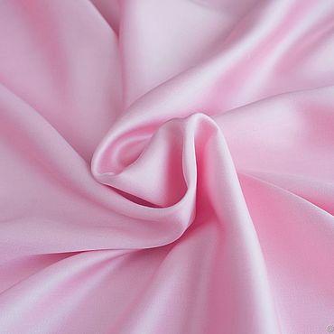 """Материалы для творчества ручной работы. Ярмарка Мастеров - ручная работа Тенсель """"Розовая Пудра"""" ткань для постельного белья. Handmade."""