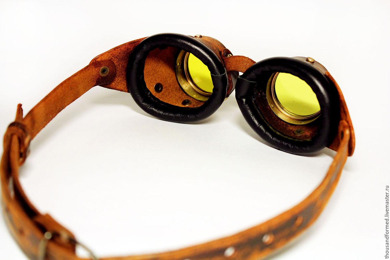 Steampunk очки своими руками 99