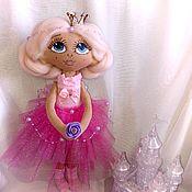 Куклы и игрушки ручной работы. Ярмарка Мастеров - ручная работа Кукла интерьерная -Принцесса.. Handmade.