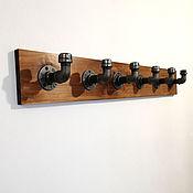 Для дома и интерьера handmade. Livemaster - original item Wall hanger for hallway. Handmade.