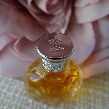 Винтаж ручной работы. Ярмарка Мастеров - ручная работа Safari Ralph Lauren (1989) Eau de Parfum 4 ml, винтаж. Handmade.