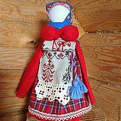 Куклы и игрушки ручной работы. Ярмарка Мастеров - ручная работа Кукла - оберег на беременность. Handmade.