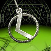 Фен-шуй и эзотерика handmade. Livemaster - original item Talisman Rune of ordinances. Handmade.