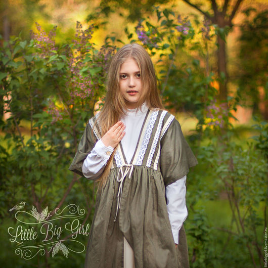 """Одежда для девочек, ручной работы. Ярмарка Мастеров - ручная работа. Купить платье """"Джульетта"""". Handmade. Бохо, Бохо платье"""