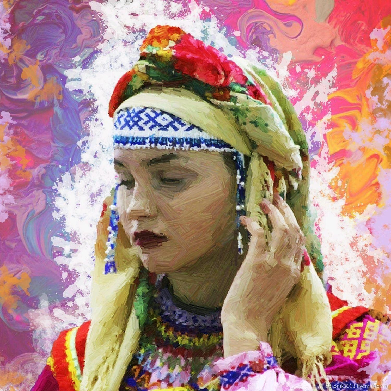 Портрет по фото на заказ, Фотокартины, Калининград,  Фото №1