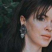 Украшения handmade. Livemaster - original item Earrings oxide 6 models. Handmade.
