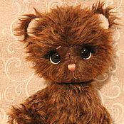 Куклы и игрушки ручной работы. Ярмарка Мастеров - ручная работа Мишка Клёпа. Handmade.