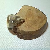 Украшения ручной работы. Ярмарка Мастеров - ручная работа кольцо череп ворона. Handmade.