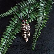 Фен-шуй и эзотерика handmade. Livemaster - original item Amulet Assistant Owl.. Handmade.