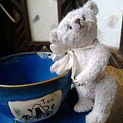 Куклы и игрушки ручной работы. Ярмарка Мастеров - ручная работа Мишка тедди Леденец. Резерв до 20.10.17. Handmade.